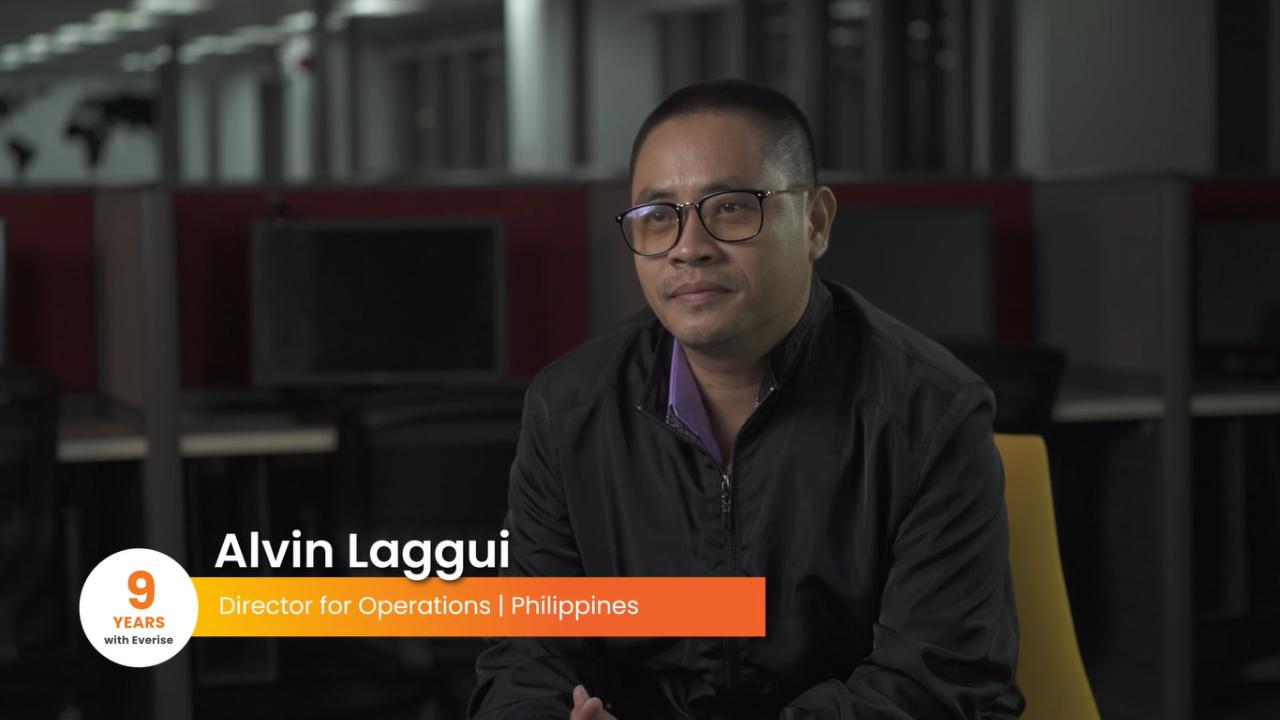 People of Everise: Tenured Champions Edition | Alvin Laggui, PH