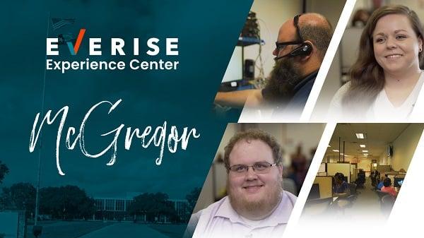 Everise Experience Center McGregor