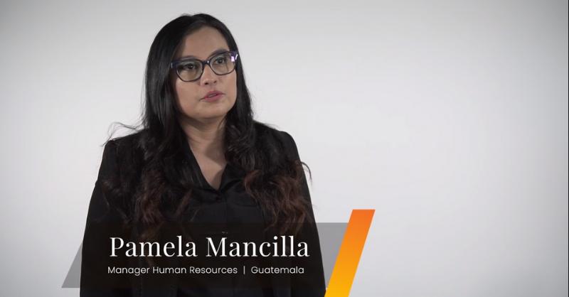 People of Everise | Pamela Mancilla | Guatemala