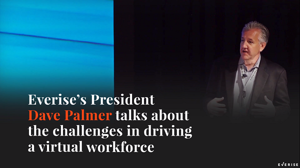 David Palmer on Challenges of Managing Remote Workforce
