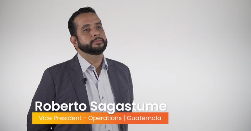 People of Everise | Roberto Sagastume | Guatemala